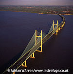 Second Severn Bridge, Gloucestershire