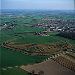 Oswestry Hill Fort, Shropshire