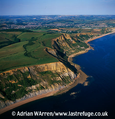 East Ebb and Great Ebb, Jurassic Coast, Dorset