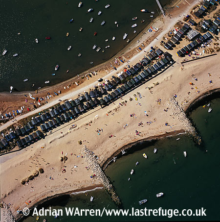 Groynes, Christchurch Harbour, Dorset