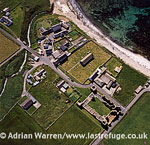 Earl's Palace in Birsay, Orkney Islands, Scotland