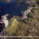 East of Berraglom, Island of Great Bernera, Lewis, Outer Hebrides, Scotland