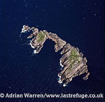 Haskeir Island, west of North Uist, Outer Hebrides, Scotland