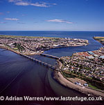 Montrose Bridge & Basin, Angus, Lowlands, Scotland