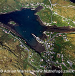 Isle of Scalpay, South of Isle of Lewis, Outer Hebrides, West Coast Scotland
