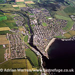 Thurso, a town and former burgh on the north coast of the Highland, Highlands, Scotland