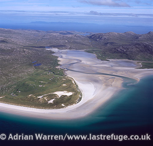 Corran Sheiloboist, south Harris, Outer Hebrides, West Coast Scotland