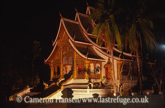 Haw Pha Bang, Royal Palace Museum, Luang Prabang, Laos