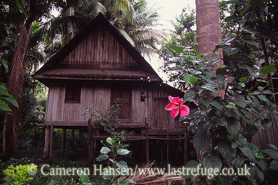 Heritage House, Luang Prabang, Laos
