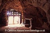Pak Ou Caves (Tham Ting) / Inside Tham Phum, Mekong River, Luang Prabang, Laos