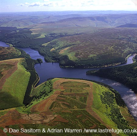 Howden Reservoir, Peak District, Derbyshire, England