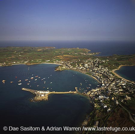 St Mary's Island, Scilly Isles, Cornwall, South West England, England