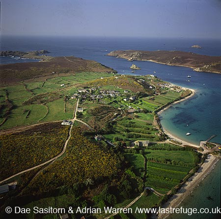 Bryher, Isles of Scilly, Cornwall, England