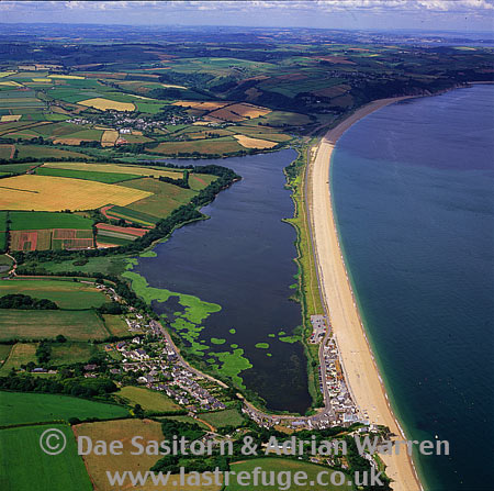 Slapton Sands, Dartmouth, Devon, England