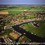 Norfolk Broads, Norfolk, East Anglia, England