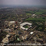 Newcastle united football club, football stadium, Newcastle-upon-Tyne, Tyne and Wear, England