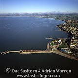 Morecambe and Morecambe Bay, Lancashire, North west england, England