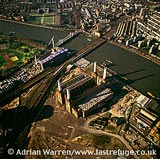Battersea Power Station, River Thames, London, England