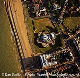 Deal Castle, Kent: a Device fort built by Hentry VIII, England
