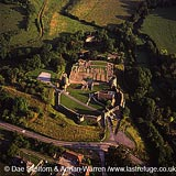 Farleigh Hungerford Castle, Somerset, England