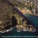St Catherine's Castle, a small fort by Henry VIII, Fowey Harbour, Fowey, Cornwall, England