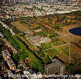 Kensington and Hyde Park, London, England