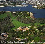 Mount Edgcumbe, Near Plymouth, Cornwall, England