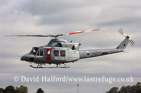 Search and Rescue Combat aircraft: Bell Griffin HAR.2 (ZJ703), 60(R) Sqn. RAF, RIAT, RAF Fairford, U.K., July 2008_0012