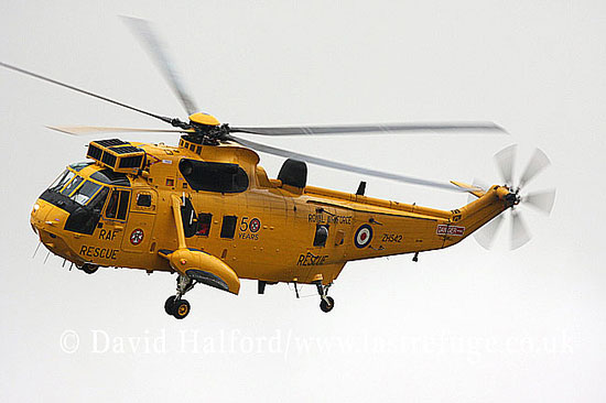 Search and Rescue Combat aircraft: Westland Sea King HAR.3 (ZH542), 22 Sqn. RAF, RIAT, RAF Fairford, UK, 07-2009_0008