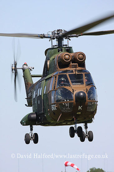 Medium military transports: Aerospatiale SA.330B Puma (1179 - BRK), 5RHC, ALAT, La Ferte Alais, France, May 2009_0026