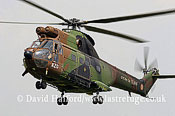 Medium military transports: Aerospatiale SA.330B Puma (1012 - AZG-G), ALAT, La Fert?-Alais, France, May 2007-3016