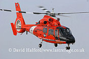 Paramilitary + Medical emergency: Aerospatiale HH-65C Dolphin (6503), US Coast Guard, Ellington Field, TX, USA, April 2006_9133