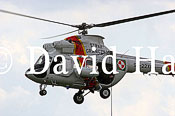 Paramilitary + Medical emergency: Mil Mi-2 (SN-22XG). Polish Border Guard, Radom, Poland, 08-2005_8707