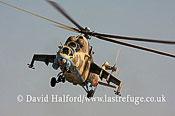 Attack helicopters : Mil Mi-35 Hind (854), LARAF, Mitiga AFB, Tripoli, Libya, 10-2009_0216