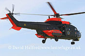 Search and Rescue Combat aircraft: Aerospatiale Hkp10 Super Puma (95), Swedish AF, Satenas, Sweden, June 2006-2919