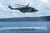 Search and Rescue Combat aircraft: Aerospatiale SA.321 Super Frelon (162), 32F Aeronavale, Lanveoc-Poulmic, France, May 2003 (transparency)