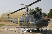 Search and Rescue Combat aircraft: Agusta-Bell AB.205A (4445), Hellenic AF, Tanagra AFB, Greece, September 2008_2294