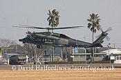 Search and Rescue Combat aircraft: Mitsubishi (Sikorsky) UH-60J (88-4568), Nyutabaru Kyunantai, JASDF, Nyutabaru AB, Kyushu, Japan,
