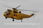 Search and Rescue Combat aircraft: Westland Sea King HAR.3A (XZ594-J) of 203(R) Sqn RAF, RIAT, RAF Fairford, UK, July 2006__6705