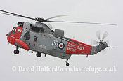 Search and Rescue Combat aircraft: Westland Sea King HAS.6 (ZA137-20), 771 NAS, RIAT, RAF Fairford, UK, 07-2009_0016