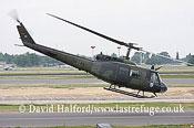Medium military transports: Bell UH-1D Iroquois (71+55), LTG63, Heer, ILA, Berlin-Schoenefeld, Germany, May 2008_0018