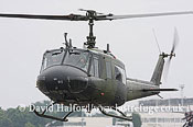Medium military transports: Bell UH-1D Iroquois (72+91), Heer, ILA, Berlin-Schoenefeld, Germany, May 2008_0018