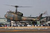 Medium military transports: Fuji (Bell) UH-1J (41835), Seibu Homen Herikoputatai, JGSDF, Metabaru AB, Kyushu, Japan, 12-20084
