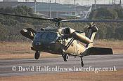 Medium military transports: Mitsubishi (Sikorsky) UH-60JA (43108), 102 Hikotai (TBC), JGSDF, Metabaru AB, Kyushu, Japan, 12-2