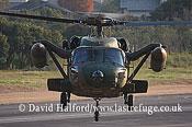 Medium military transports: Mitsubishi (Sikorsky) UH-60JA (43108), 102 Hikotai (TBC), JGSDF, Metabaru AB, Kyushu, Japan, 12-5