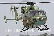 Small military transports: HAL Dhruv (IA-1136), Indian Army, ILA Airshow, Berlin-Schoenefeld, Germany, May 2008_0082