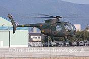 Small military transports: Kawasaki (MDH) OH-6D Loach (31308), Seibu Homen Herikoputatai, JGSDF, Metabaru AB, Kyushu, Japan2