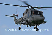 Small military transports: Westland WG 13 Lynx HAS.3S (ZD254 - 638), Royal Navy, Duxford, U.K., 8th October 2006-5192