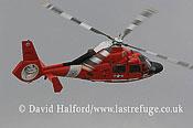 Paramilitary and Medical emergency: Aerospatiale HH-65C Dolphin (6562), US Coast Guard, Opa Locka, FL., USA, February 2007-8557