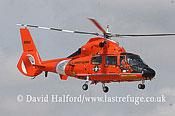 Paramilitary and Medical emergency: Aerospatiale HH-65C Dolphin (6948), US Coast Guard, Ellington Field, TX, USA, April 2006_8948
